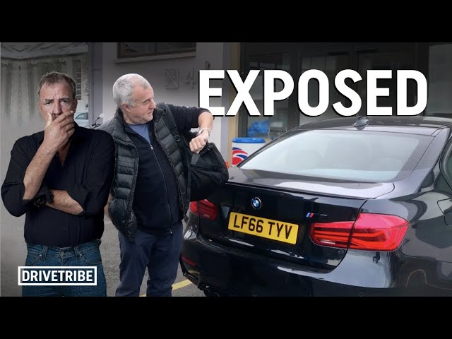 Jeremy Clarkson exposes how little Andy Wilman knows about cars