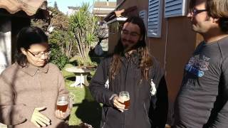 Reflexiones, Barbacoa, Cerveza casera y Furgo en Ruta