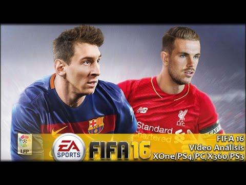 FIFA 16 | Análisis español GameProTV