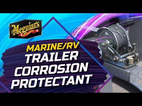 Meguiar's Trailer Corrosion Protectant - YouTube