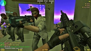 Counter-Strike: Zombie Escape Mod - ze_Firstideaof_RemakeB1