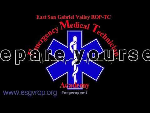 East San Gabriel Valley ROP-TC EMT Academy