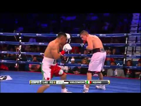 Ryan Kielczewski vs Danny Aquino full fight 17.04.2015