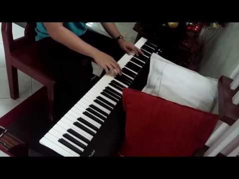 Sa Krus Mo At Pagkabuhay (Manoling Francisco SJ) - Piano Cover