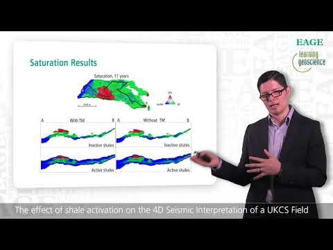 EAGE E-Lecture: The effect of shale activation on the 4D Sei