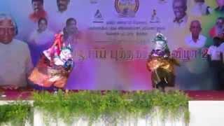 POIKKAL KUTHIRAI DANCE ARCHUNAPURAM SCHOOL,ARIYALUR