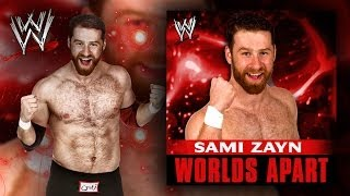 wwe nxt worlds apart sami zayn theme song ae arena effect
