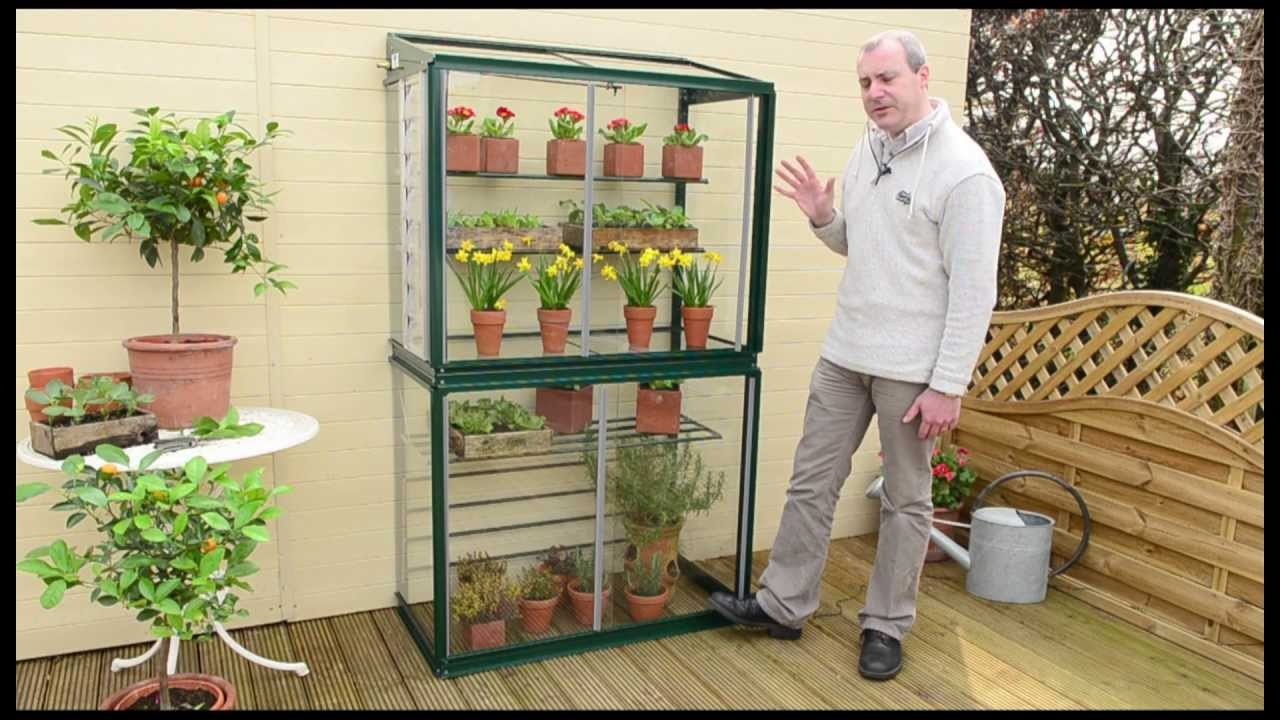 Hampton Mini Greenhouse By Access Garden Products