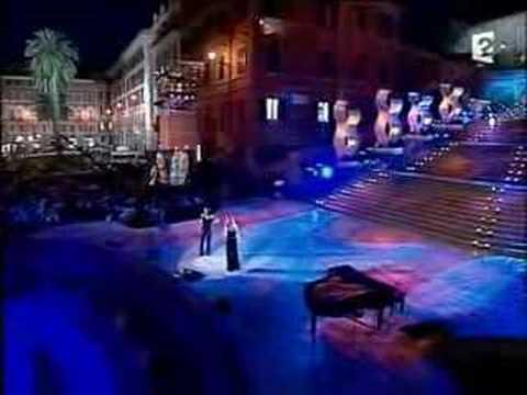 Laura Pausini e Lara Fabian - La Solitudine Live in Rome