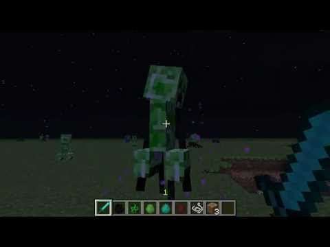 Minecraft Small Mods 1 3 1 Improved Spider Jockeys And