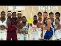 Team Lebron VS Team Stephen 2018 All Star Game In NBA 2K18!
