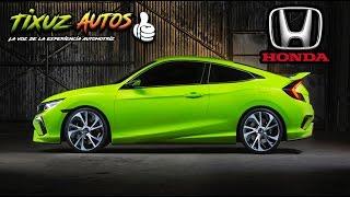Honda Motors | Nuevo Honda para el 2017 | Todos sus Autos