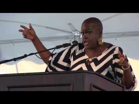 Sonya Renee Taylor • 2015 Commencement • Hampshire College