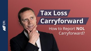 Tax Loss Carryforward (Net Operating Loss Carryforward)