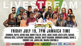 Reggae Sumfest Friday Night July 19