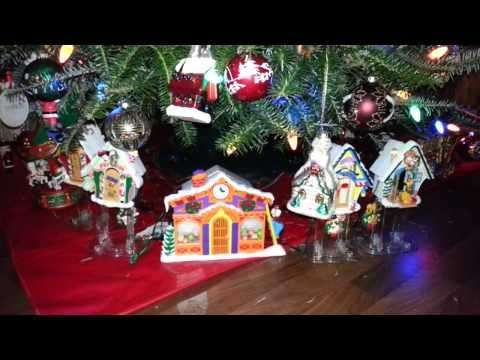 Old Musical Christmas Decorations
