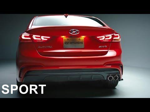 2018 Hyundai Elantra Sport Review