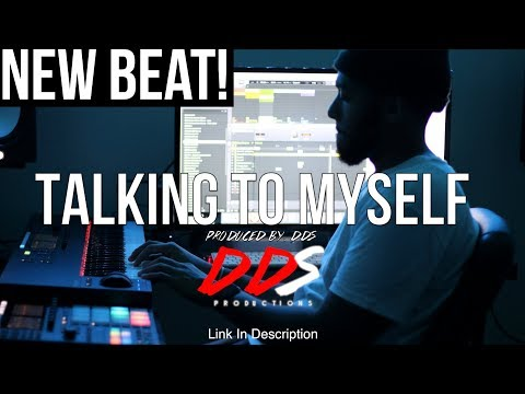 """Slow Piano Hip Hop Beat """"Talking To Myself"""" Produced By. DDS"""
