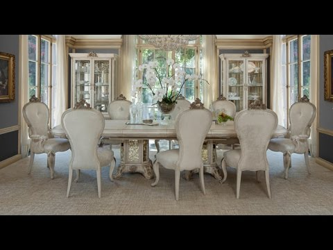 Platine De Royale Dining Room Collection By AICO Furniture