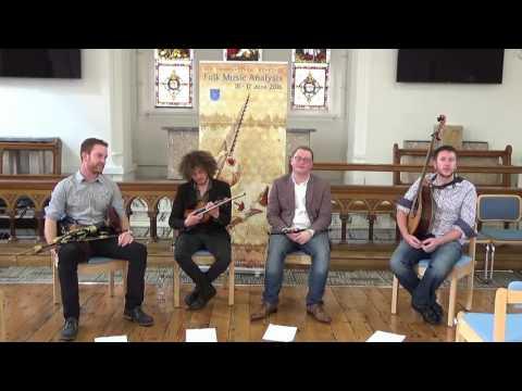 FMA Concert By Robert Harvey, Ultan O'Brien, Daoiri Farrell And Mark Redmond