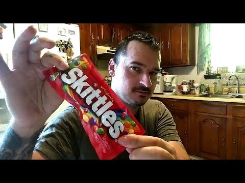 Skittles Original Bite Size Candy Food Review