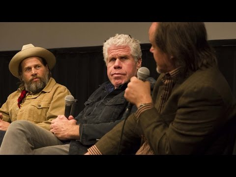 'The Last Winter' Q&A  Larry Fassenden, Ron Perlman, & James Le Gros