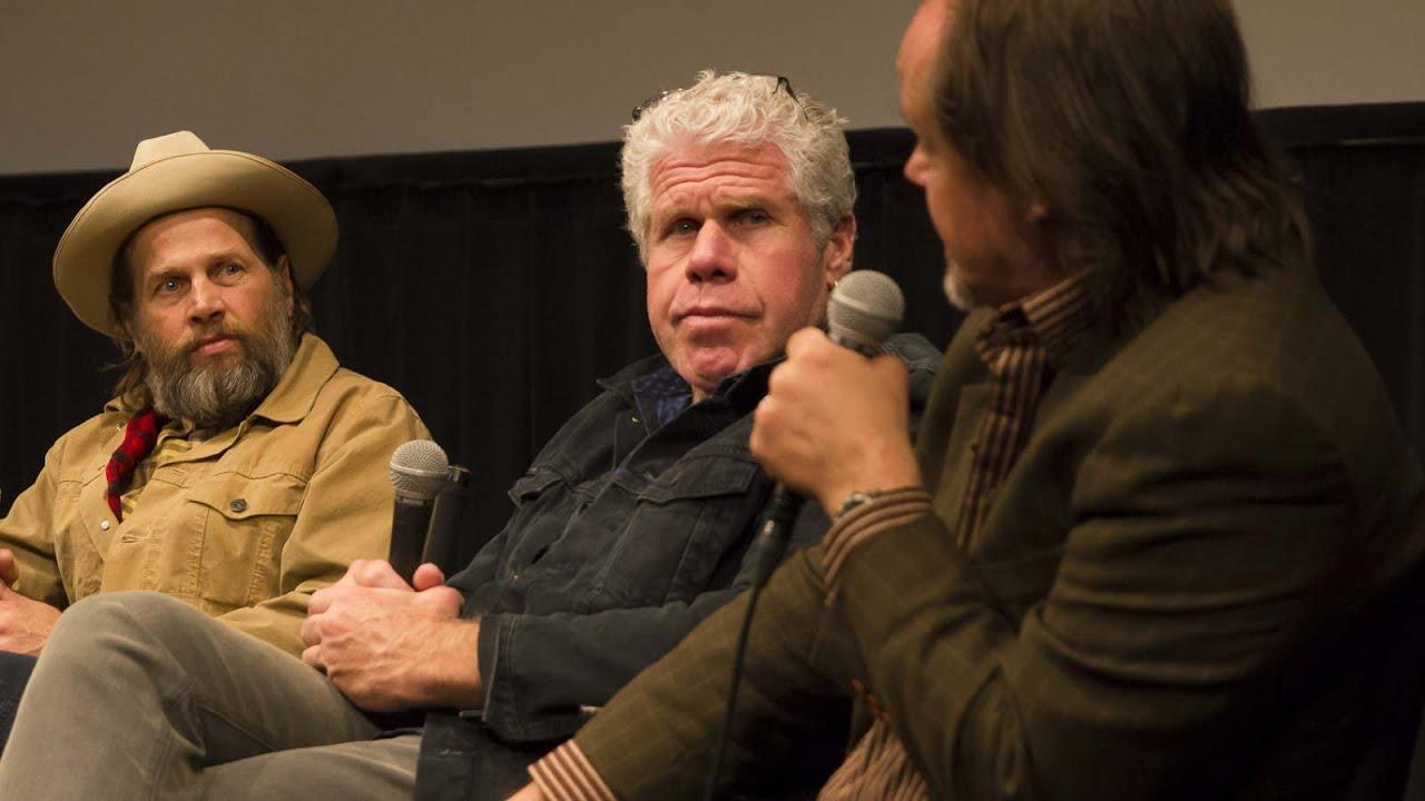 'The Last Winter' Q&A | Larry Fassenden, Ron Perlman, & James Le Gros