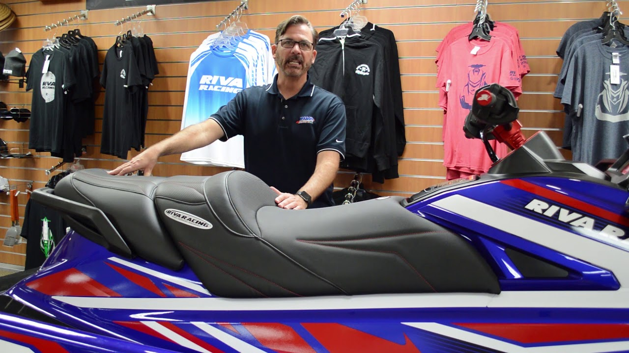 2018 Yamaha RIVA Racing GP1800R Limited Edition Summary Review Video