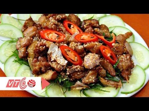 Dê nướng ngũ vị: Món ngon Ninh Bình | VTC