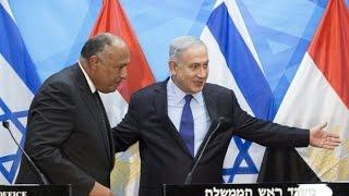 """فيديو.. إبراهيم الشويمي: مصر أكدت أن """"حل الدولتين"""" يحاصر الإرهاب"""