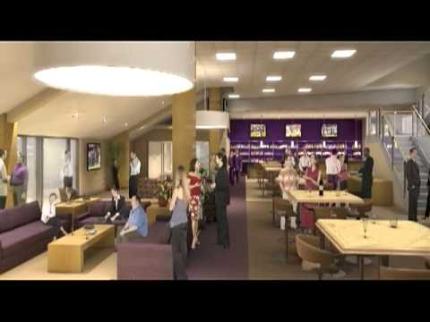 Jmu S Bridgeforth Stadium Club Seats Youtube