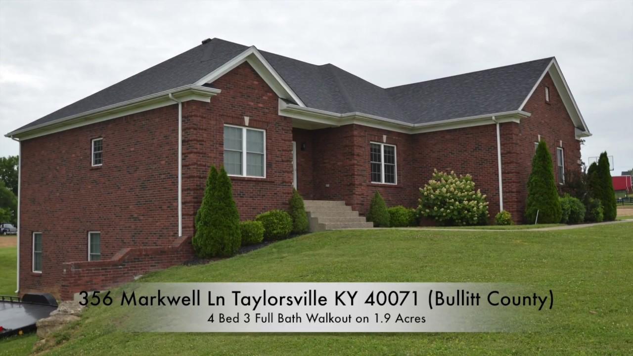 Homes For Sale Bullitt Co Ky