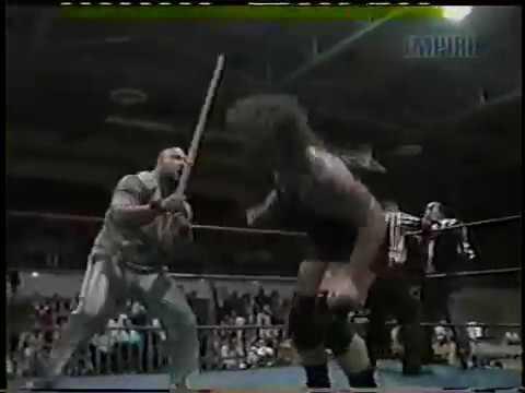 IWA: Abyss vs. Miguel Pérez Jr. (2003)