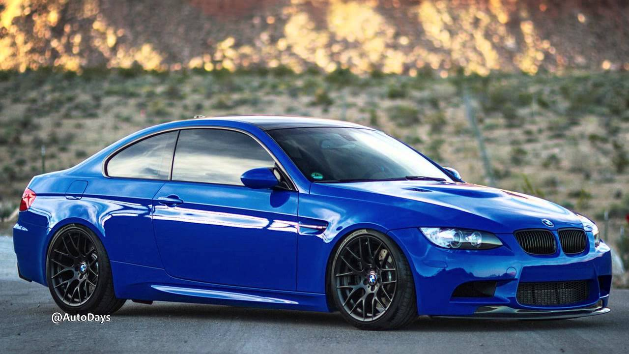 modified bmw e92 m3 santorini blue by mode carbon youtube. Black Bedroom Furniture Sets. Home Design Ideas