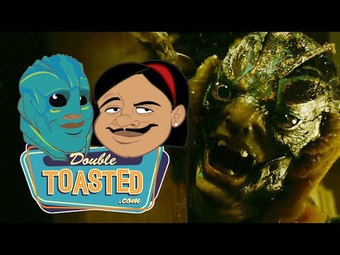 THE SHAPE OF WATER MOVIE REVIEW – Double Toasted Review