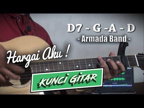 Armada - Hargai Aku | Chord Kunci Gitar
