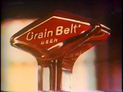 Grain Belt Beer Commercial - Circa 1970