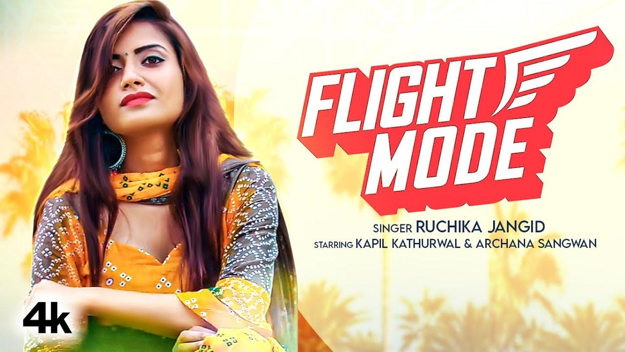 Flight Mode New Haryanvi Video Song Ruchika Jangid Feat.Archana ...