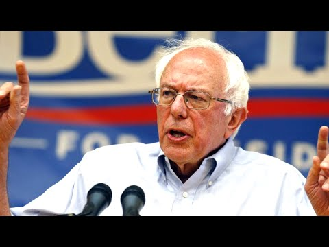 "Bernie Sanders on ""Tragedy"" of Youth Unemployment"