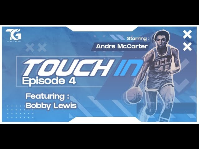INVENTOR OF 2 BALL HANDLING DRILLS - Insane podcast with NBA and basketball Legend Bobby Lewis