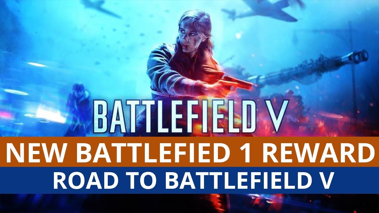 Road to Battlefield V + Barbed Wire Bat + Operation Campaigns ...