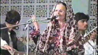Sindhri tey sir ker Maader-e-Sindh Jiji Zarina Baloch dedicated to Ayaz Latif Palijo