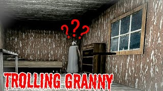 4 Ways To Troll Granny | Granny - Horror Game