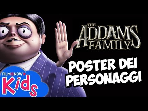 la-famiglia-addams-(2019)-|-conosciamo-i-personaggi-nei-poster-del-film-animato-👻