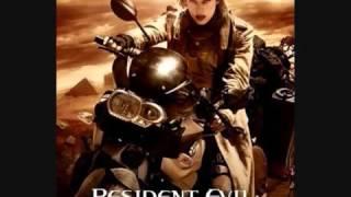 Resident Evil extinction sountrak