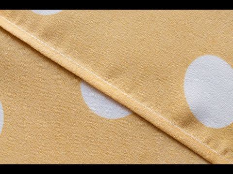 french seam | How to sew a french seam, easy tutorial to sew a french seam  for beginners