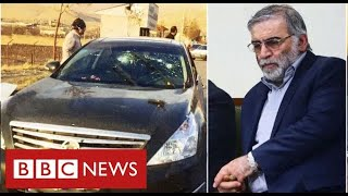 Iran threatens Israel with retaliation after murder of top nuclear scientist - BBC News
