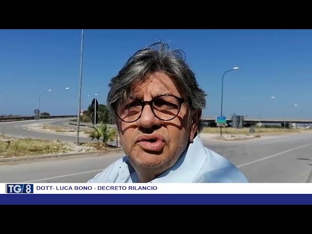 Dott Luca Bono su decreto bilancio