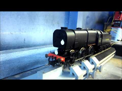 Hornby Q1 BR 33013    Converted To QR, SR , C1