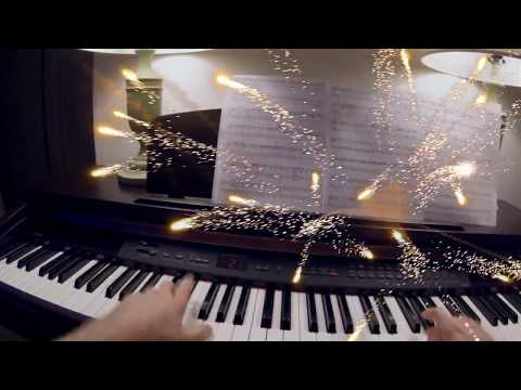 1812 Overture on piano